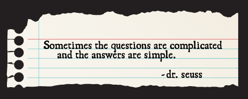 Kidmin | Seuss and Simple Answers to Complex Questions