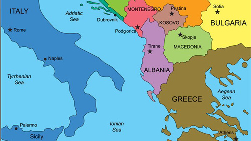 KidMin: Where exactly is Albania?