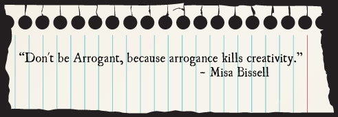 Ministry | Don't Be Arrogant