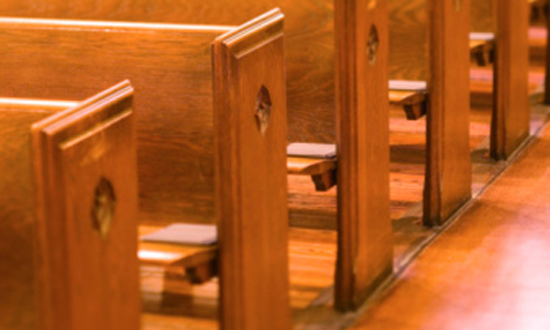 Message | Pews and Going Forward