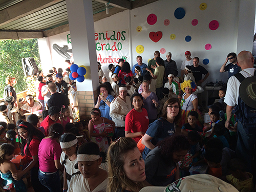 Operation Christmas Child Colombia: Part 2 – Of Course It's Messy