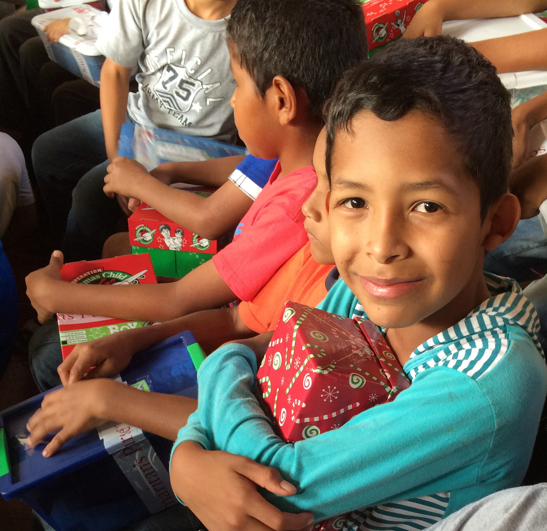 Operation Christmas Child Colombia: Part 1 – The Box & The Child