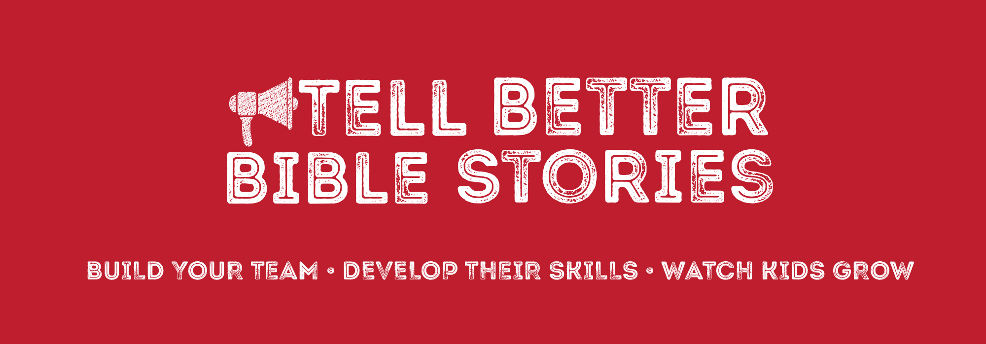 Tell Better Bible Stories Promo